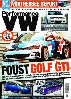 Performance VW – July 2018