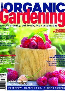 Good Organic Gardening – July-August 2018
