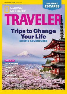 National Geographic Traveler USA – June 2018