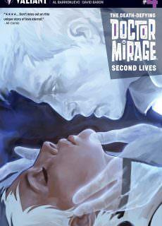 The Death-Defying Doctor Mirage – Second Lives – 01 (of 04) (2015)