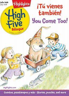 Highlights High Five Bilingue – July 2018
