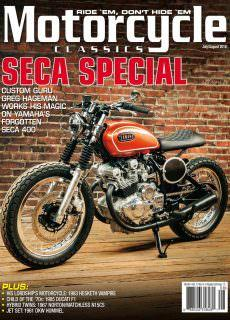 Motorcycle Classics – July-August 2018