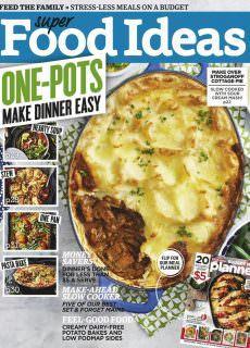 Super Food Ideas – July 2018