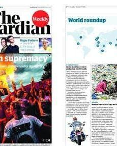The Guardian Weekly – June 29, 2018