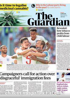 The Guardian – June 25, 2018
