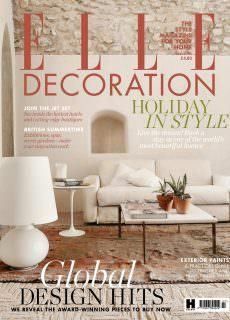 Elle Decoration UK – July 2018