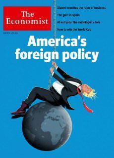 The Economist Continental Europe Edition – June 09, 2018