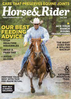 Horse & Rider USA – July 2018