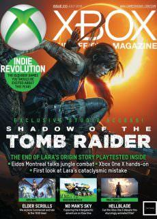 Xbox The Official Magazine USA – 01.07.2018