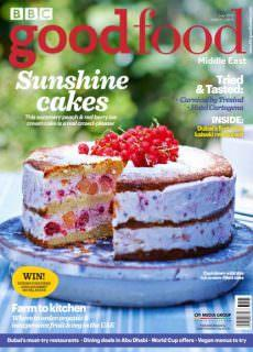 BBC Good Food Middle East – July 2018