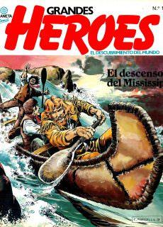 Grandes Heroes 11 – Hudson – Cavellier [por Quonso][CRG]