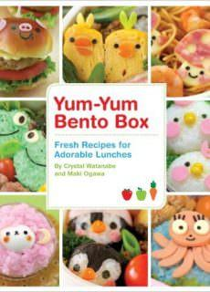 Yum-Yum Bento Box Fresh Recipes for Adorable Lunches (1)