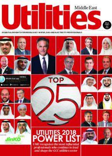 Utilities Middle East – July 2018