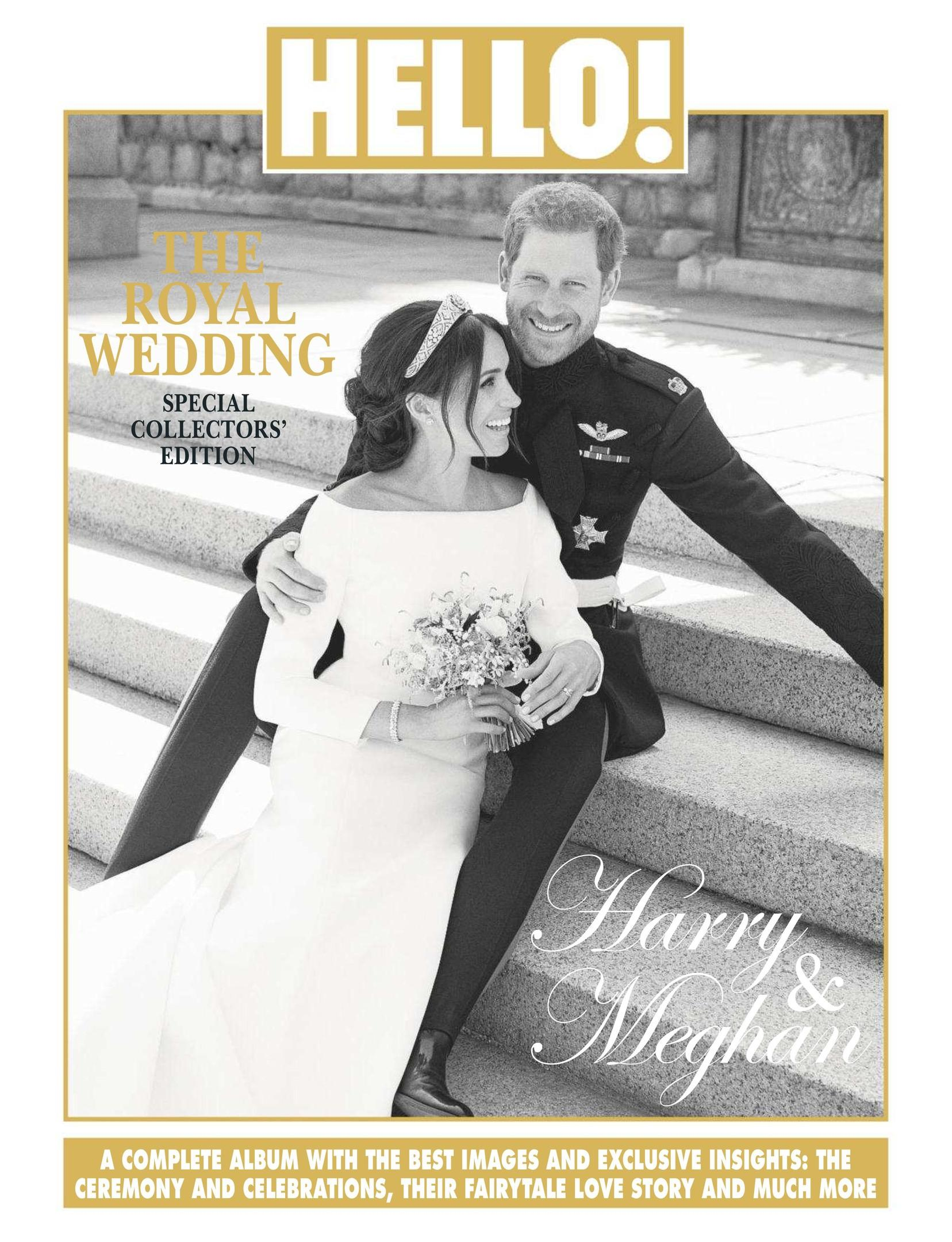 Wedding bride magazines 2017 pdf download free the royal wedding special collectors edition harry and meghan june 2018 fandeluxe Images
