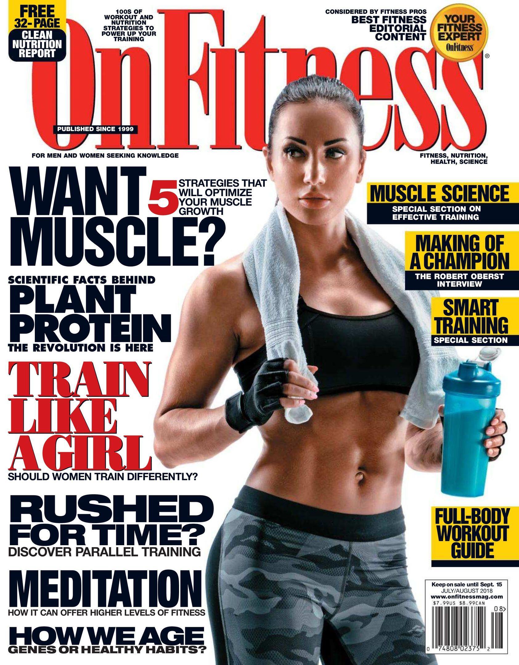 Mens Fitness Magazine Pdf
