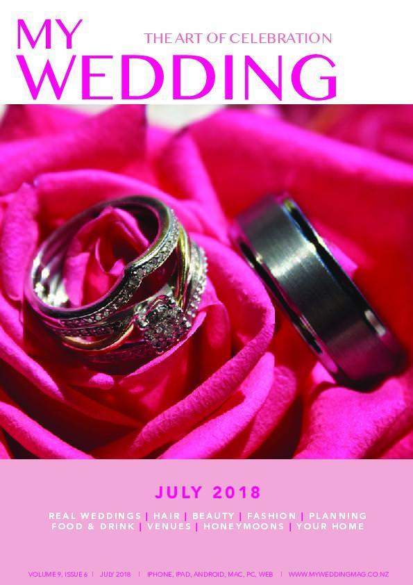 Wedding bride magazines 2017 pdf download free my wedding july 2018 fandeluxe Images