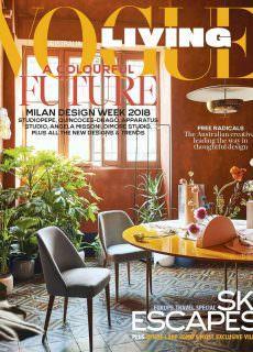 Vogue Living Australia – July/August 2018