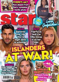 Star Magazine UK – 09 July 2018