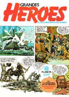 Grandes Heroes 01 – La aventura de los vikingos [por Libroscf][CRG]