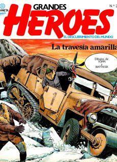 Grandes Heroes 21 – Beirut-Pekin – Fuentes del Indo [por Quonso][CRG]