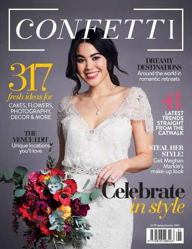 Wedding bride magazines 2017 pdf download free bridal buyer february march 2018 fandeluxe Images