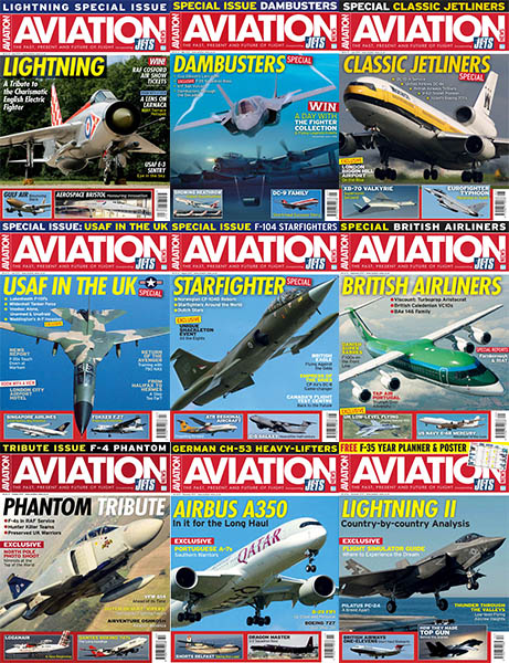 Combat Aircraft March 2019 Free Download PDF Magazines