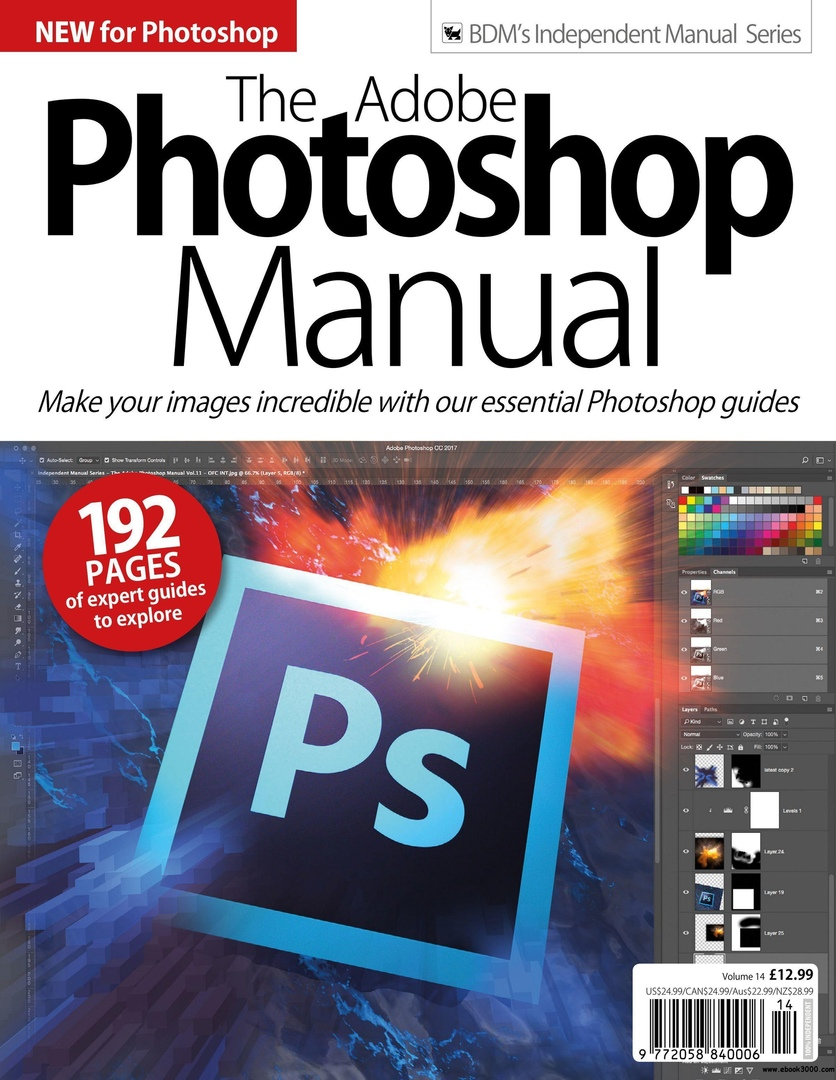 Photoshop magazines PDF free download