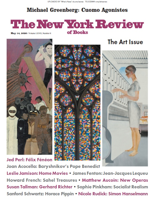 The New York Review of Books - 14.05.2020 - Magazines PDF ...