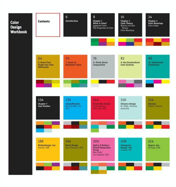 Color Design Workbook - Magazines PDF download free