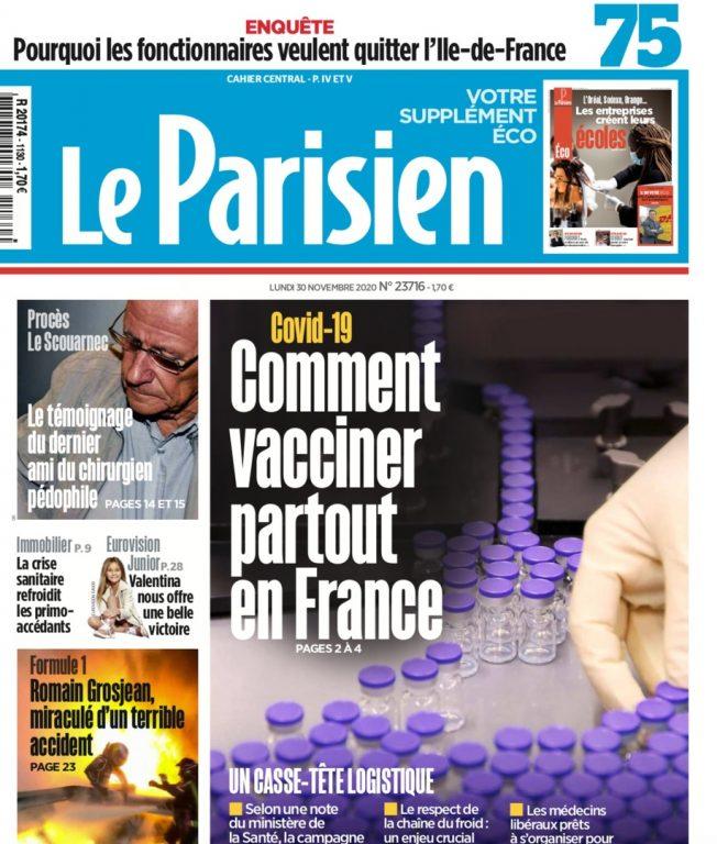 Le Journal de Montreal 30 Novembre 2020 - Magazines PDF ...